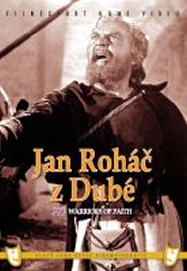 Jan Roháč z Dubé - DVD box - neuveden - 13,5x19