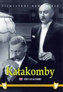 Katakomby - DVD box