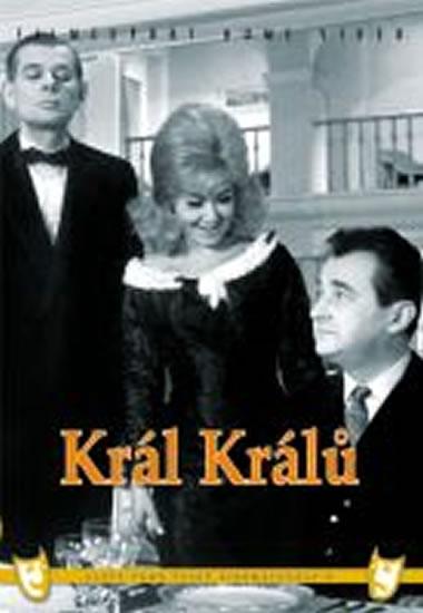 Král Králů - DVD box - neuveden - 13,5x19
