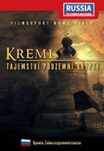 Kreml: Tajemství podzemní krypty - DVD digipack
