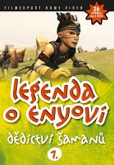 Legenda o Enyovi 1. - DVD - neuveden - 13,8x18,6