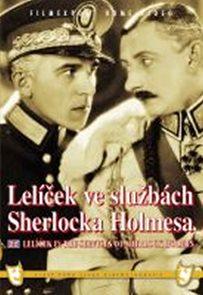 Lelíček ve službách Sherlocka Holmesa - DVD box