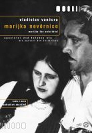 Marijka nevěrnice - digipack + brožura - DVD box - neuveden - 13,8x18,7