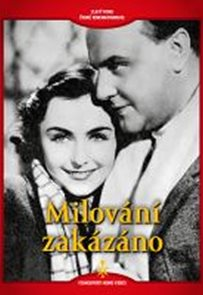 Milování zakázáno - DVD digipack