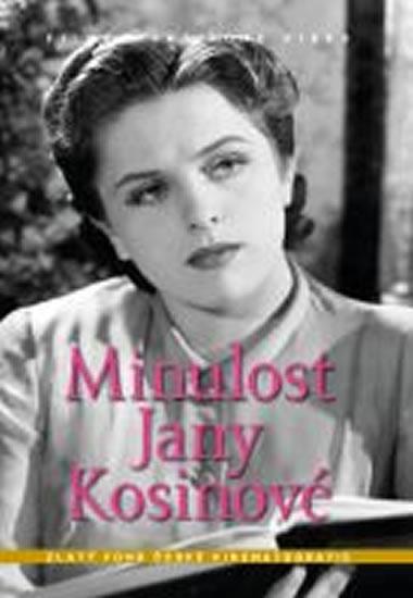 Minulost Jany Kosinové - DVD box - neuveden - 13,5x19