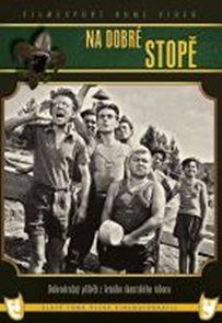 Na dobré stopě - DVD digipack
