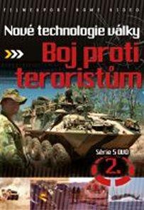 Nové technologie války 2. - Boj proti teroristům - DVD digipack