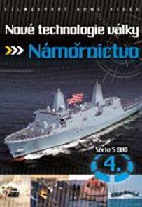Nové technologie války 4. - Námořnictvo - DVD digipack