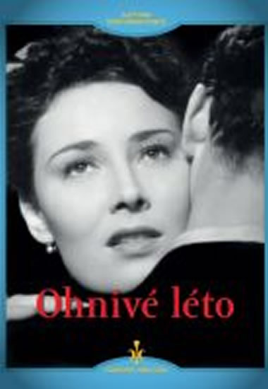 Ohnivé léto - DVD digipack - neuveden - 13,8x18,6