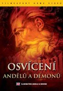 Osvícení andělů a démonů - DVD digipack