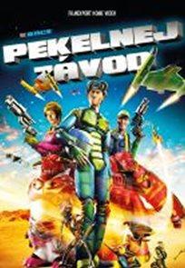 Pekelnej závod - DVD