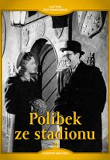 Polibek ze stadionu - DVD digipack - neuveden - 13,8x18,6