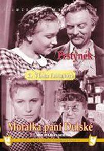 Prstýnek/Morálka paní Dulské (2 filmy na 1 disku) - DVD box