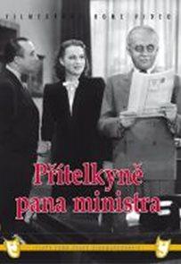 Přítelkyně pana ministra - DVD box