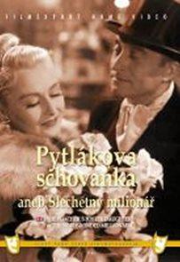 Pytlákova schovanka aneb Šlechetný milionář - DVD box