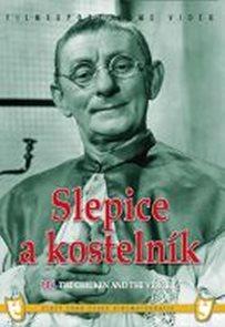 Slepice a kostelník - DVD box