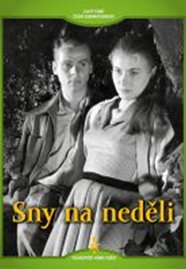 Sny na neděli - DVD digipack - neuveden - 13,8x18,6