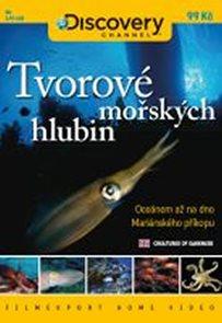 Tvorové mořských hlubin - DVD digipack
