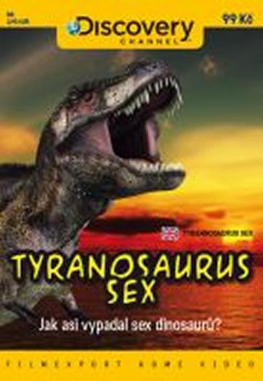 Tyranosaurus sex - DVD digipack - neuveden - 13,8x18,6