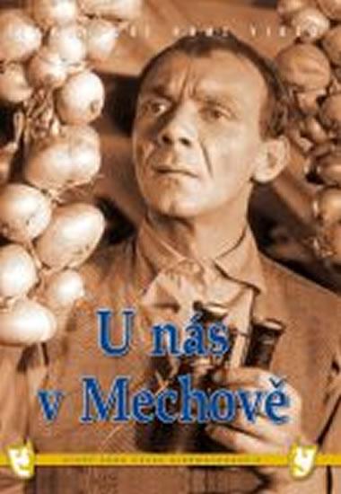 U nás v Mechově - DVD box - neuveden - 13,5x19