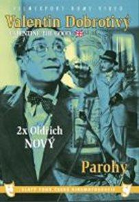 Valentin Dobrotivý/Parohy (2 filmy na 1 disku) - DVD box