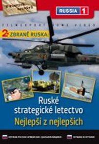 Zbraně Ruska: Nejlepší z nejlepších + Ruské strategické letectvo - DVD digipack