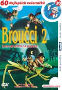 Broučci 2. - DVD
