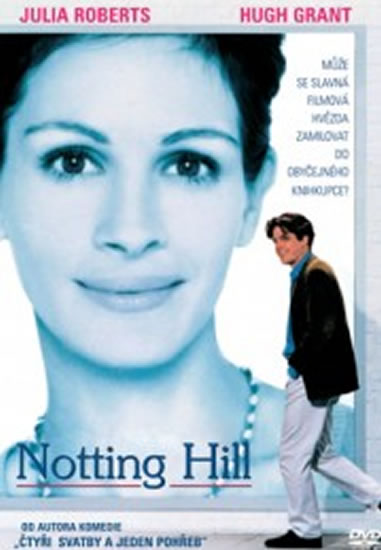 Notthing Hill - DVD - neuveden - 13,7x19