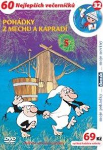 Pohádky z mechu a kapradí 5. - DVD