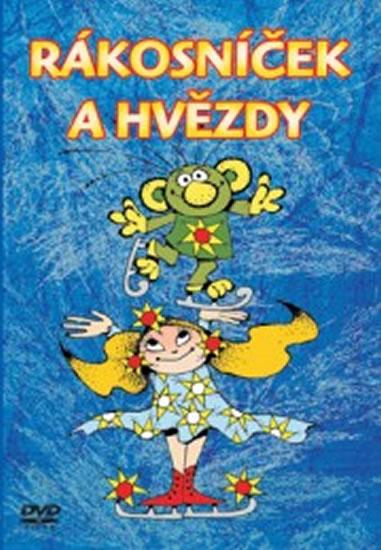 Rákosníček a hvězdy - DVD - Smetana Zdeněk - 14,7x21