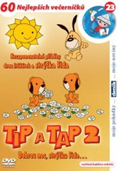Tip a Tap 2. - DVD - neuveden - 14,7x21