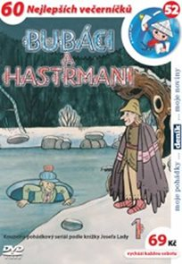 Bubáci a hastrmani 1. - DVD