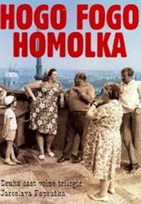 DVD Hogo fogo Homolka