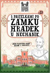 S pastelkami po zámku Hrádek u Nechanic