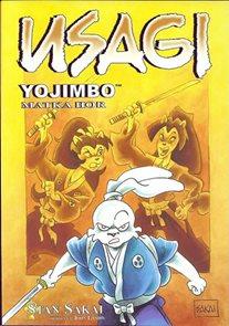 Usagi Yojimbo - Matka hor