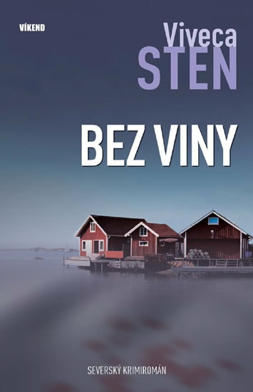 Bez viny - Sten Viveca - 13,9x20,5