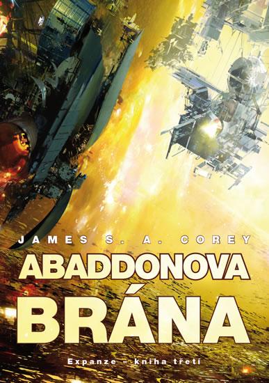 Abaddonova brána - Expanze 3 - Corey James S. A. - 15x21
