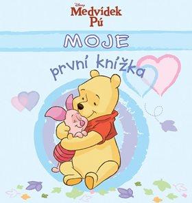 Moje první knížka - Medvídek Pú (modrá)