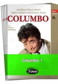 Columbo 1. - 1 - 7 / kolekce 7 DVD