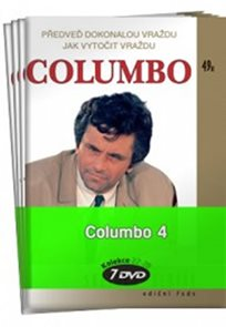 Columbo 4. - 22 - 28 / kolekce 7 DVD