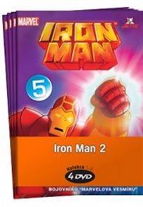 Iron Man 2. - 5 - 8 / kolekce 4 DVD
