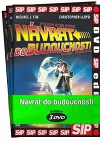 Návrat do budoucnosti 1 - 3 / kolekce 3 DVD