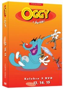 Oggy a švábi 13 - 15 / kolekce 3 DVD