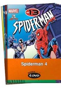 Spiderman 4. - kolekce 4 DVD
