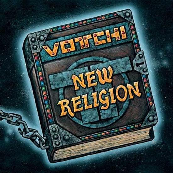 Votchi - New Religion - CD - neuveden - 12,5x14,2