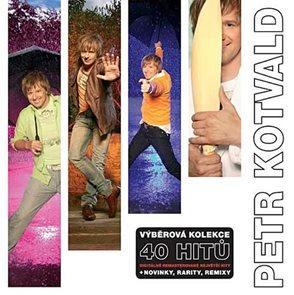 Petr Kotvald - 40 hitů - 2 CD