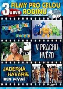 Filmy pro celou rodinu - 3 DVD