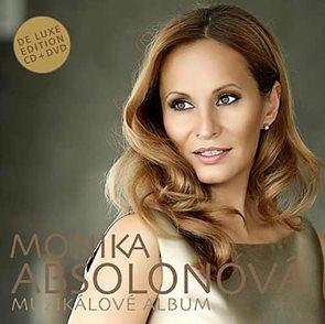 Monika Absolonová - Muzikálové album (De luxe Edition), CD+DVD