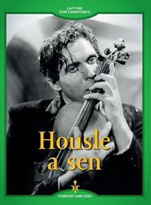 Housle a sen - DVD (digipack)