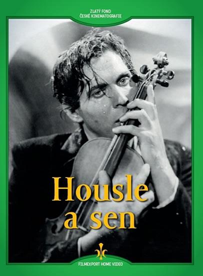 Housle a sen - DVD (digipack) - neuveden - 13,7x18,7